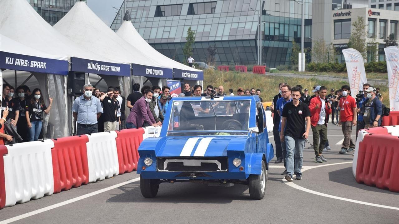 Robotaksi Yarışması'nda sürücüsüz araçlar piste çıktı - Sayfa 2