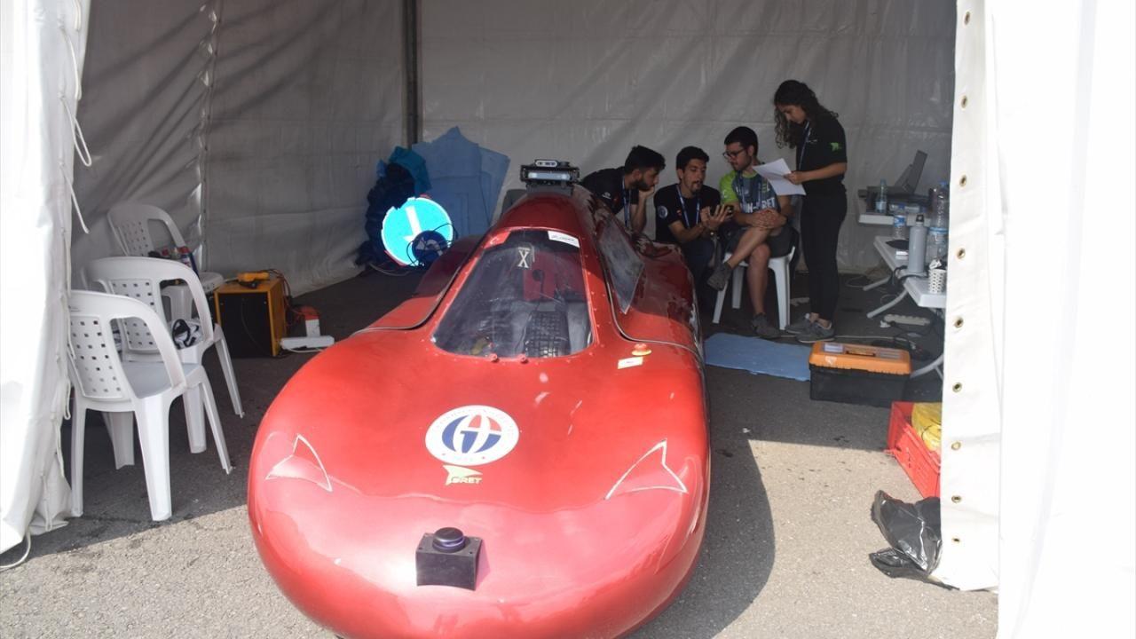 Robotaksi Yarışması'nda sürücüsüz araçlar piste çıktı - Sayfa 4