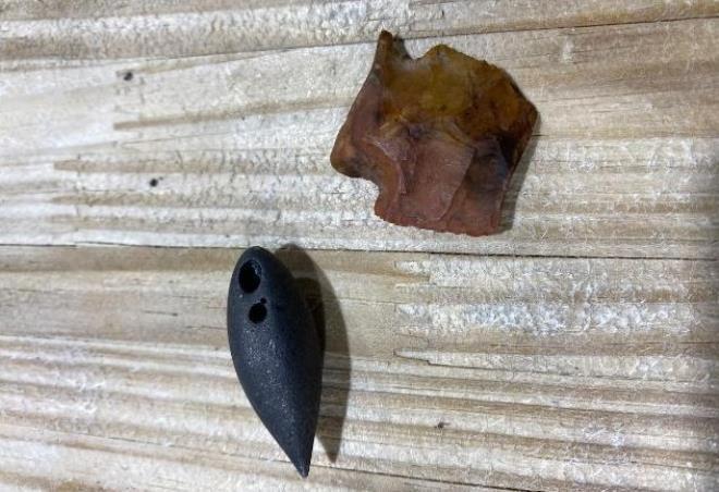 Avladıkları dev timsahın karnından 5 bin yıllık tarihi eser çıktı - Sayfa 2