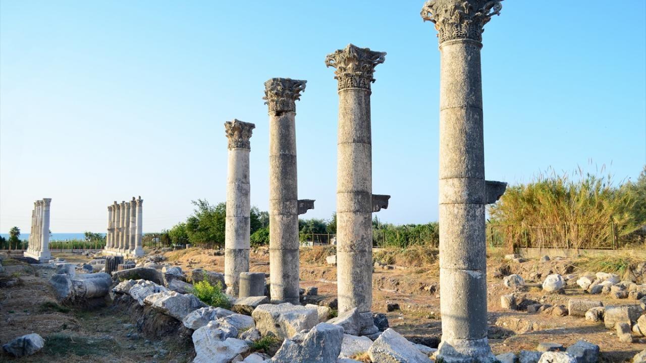 Aratos'un anıt mezarı arkeolojik olarak kanıtlandı - Sayfa 2