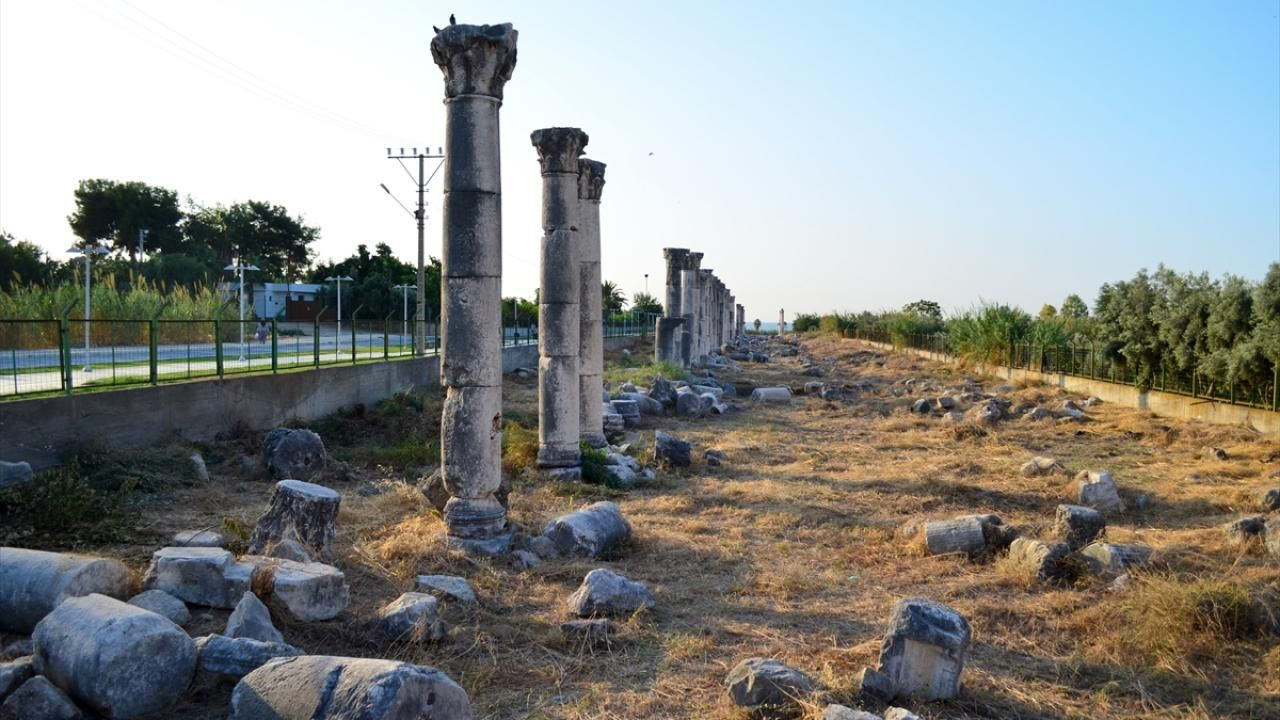 Aratos'un anıt mezarı arkeolojik olarak kanıtlandı - Sayfa 3