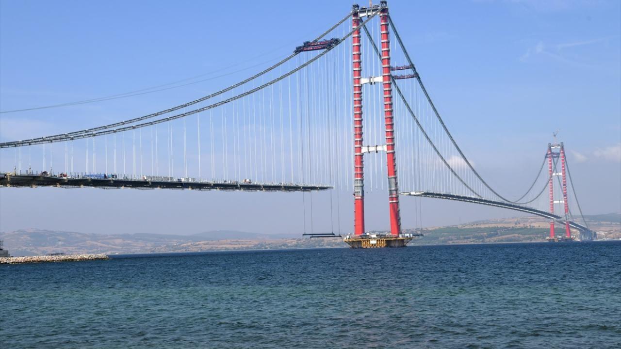 Muhtarlar '1915 Çanakkale Köprüsü'nü gezdi - Sayfa 4