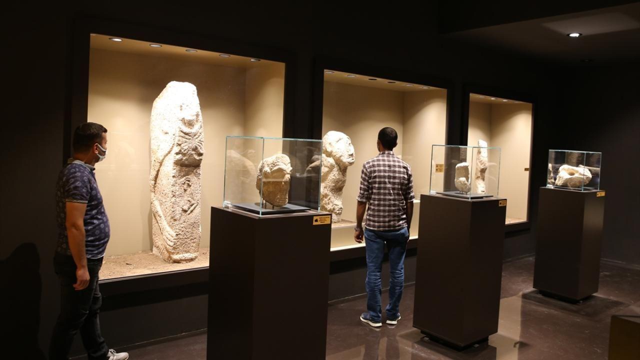 Karahantepe'deki buluntular müzeye ilgiyi artırdı - Sayfa 1