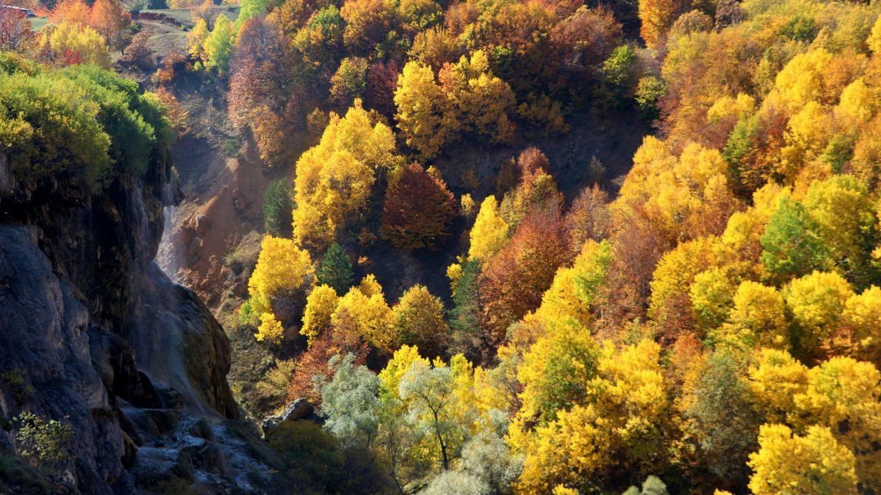 Dipsizgöl sonbahar güzelliği ile görenleri mest ediyor - Sayfa 2