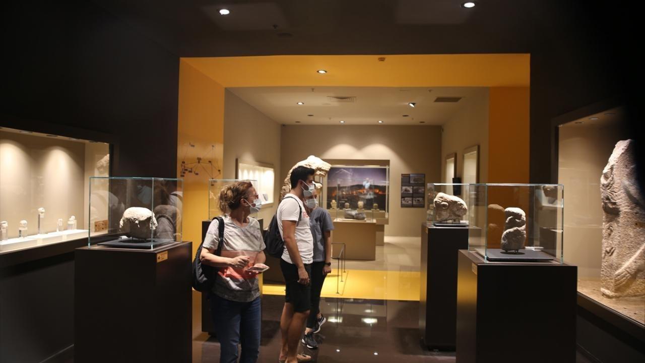 Karahantepe'deki buluntular müzeye ilgiyi artırdı - Sayfa 2