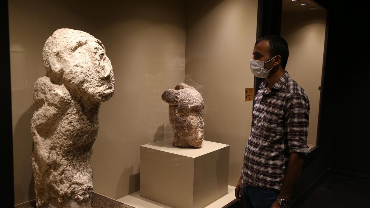 Karahantepe'deki buluntular müzeye ilgiyi artırdı - Sayfa 3