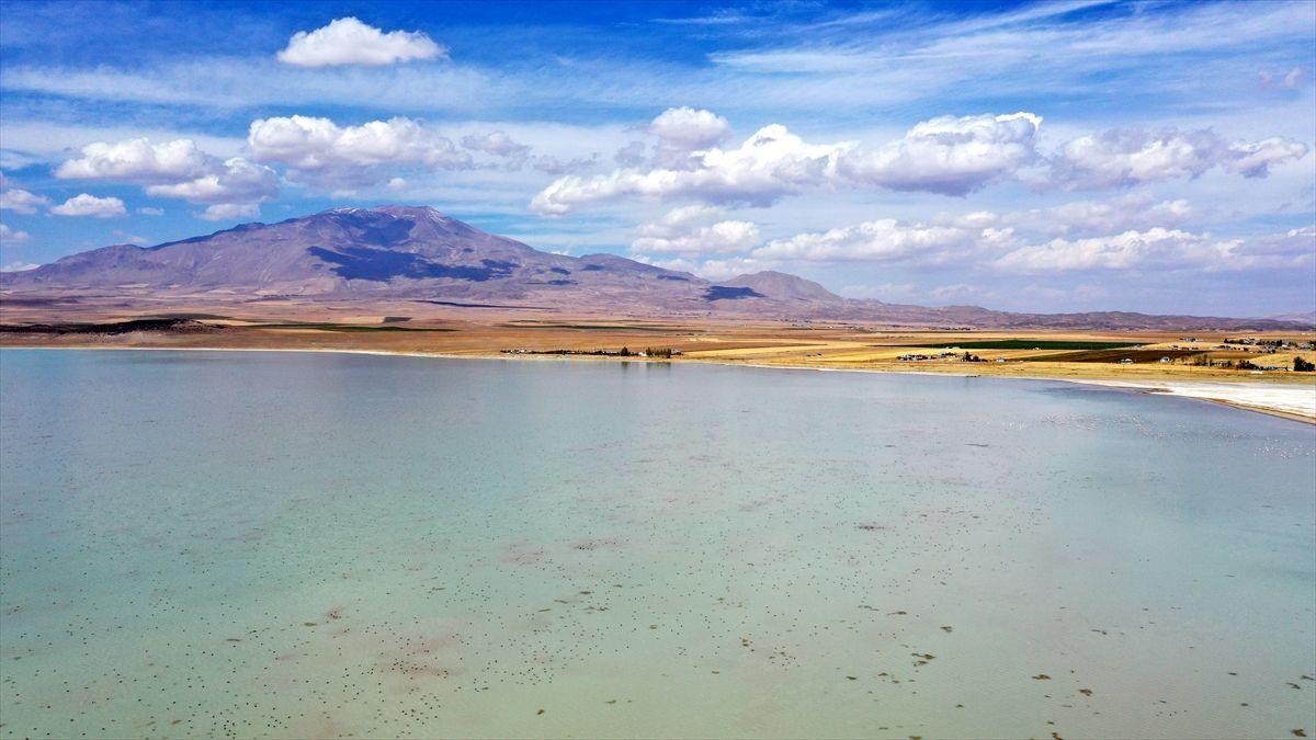 Arin Gölü kuraklık nedeniyle küçülüyor - Sayfa 3
