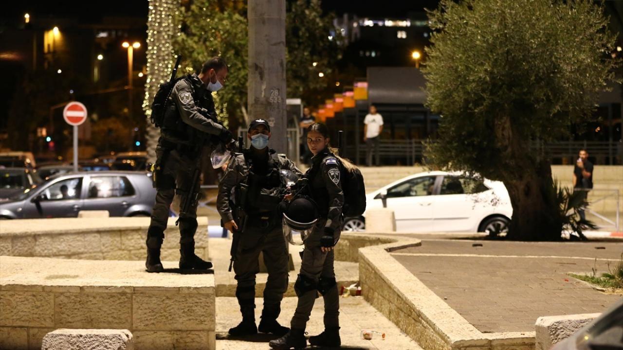 Kudüs'te gerginlik - Sayfa 1