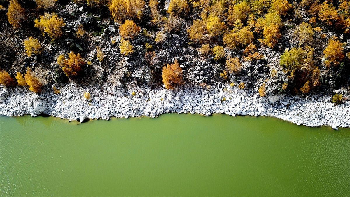 Nemrut Krater Gölü'nde sonbahar güzelliği - Sayfa 3