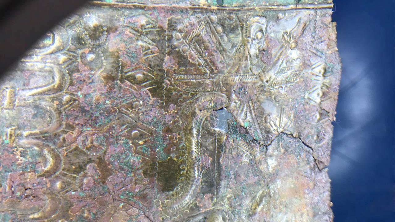 Satala'da Urartu savaşçısının bronz kemeri bulundu - Sayfa 2