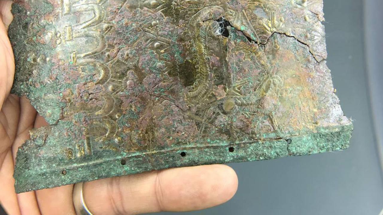 Satala'da Urartu savaşçısının bronz kemeri bulundu - Sayfa 4