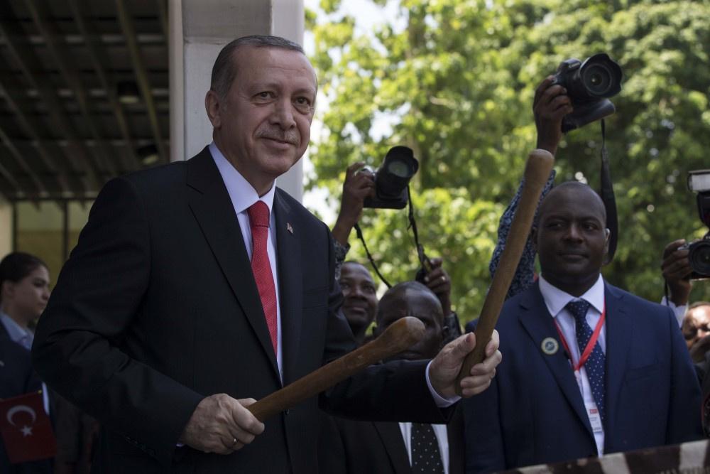 Erdoğan'ın Tanzanya Ziyareti Renkli Başladı - Sayfa 4
