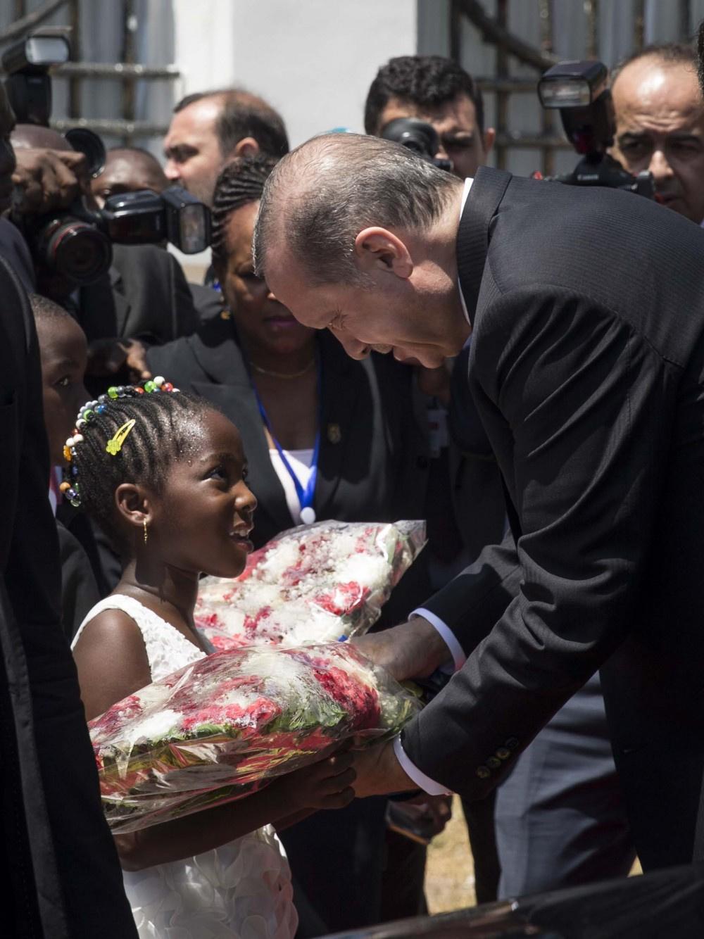 Erdoğan'ın Tanzanya Ziyareti Renkli Başladı - Sayfa 5