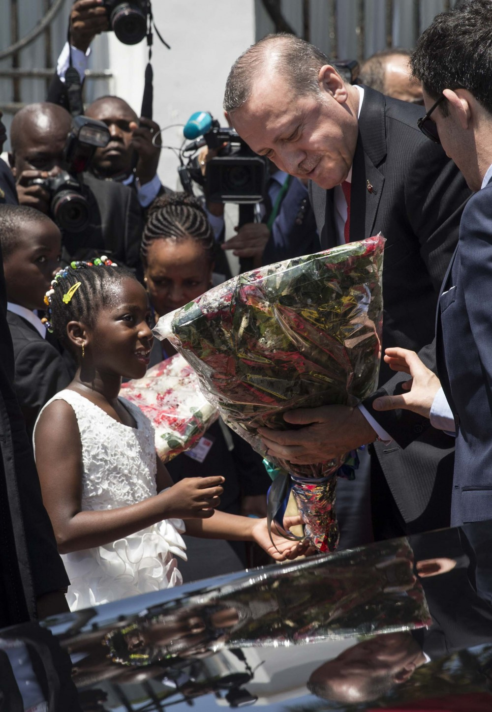 Erdoğan'ın Tanzanya Ziyareti Renkli Başladı - Sayfa 6