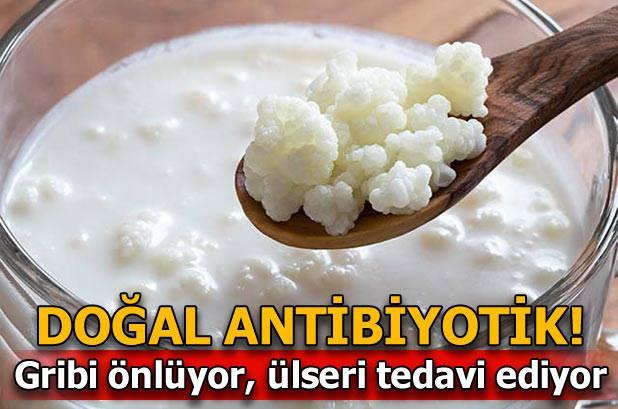 Doğal antibiyotik! Gribi önlüyor, ülseri tedavi ediyor! - Sayfa 1