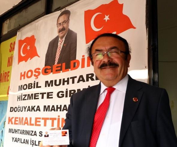 Antalya'nın 'çaldır kapat' muhtarı - Sayfa 3