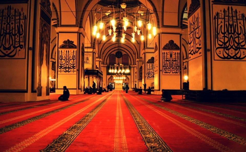 Hz. Muhammed (s.a.v) buyurdu ki; namazı olmayan insan... - Sayfa 1