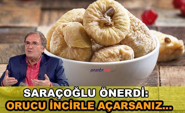 Saraçoğlu önerdi: Orucu incirle açarsanız... - Sayfa 1