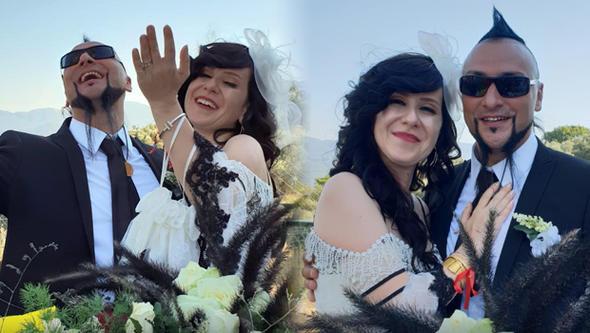 Sürpriz nikah! Hayko Cepkin evlendi - Sayfa 1