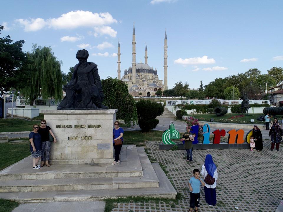 Selimiye Camisi bayram boyunca doldu taştı - Sayfa 2