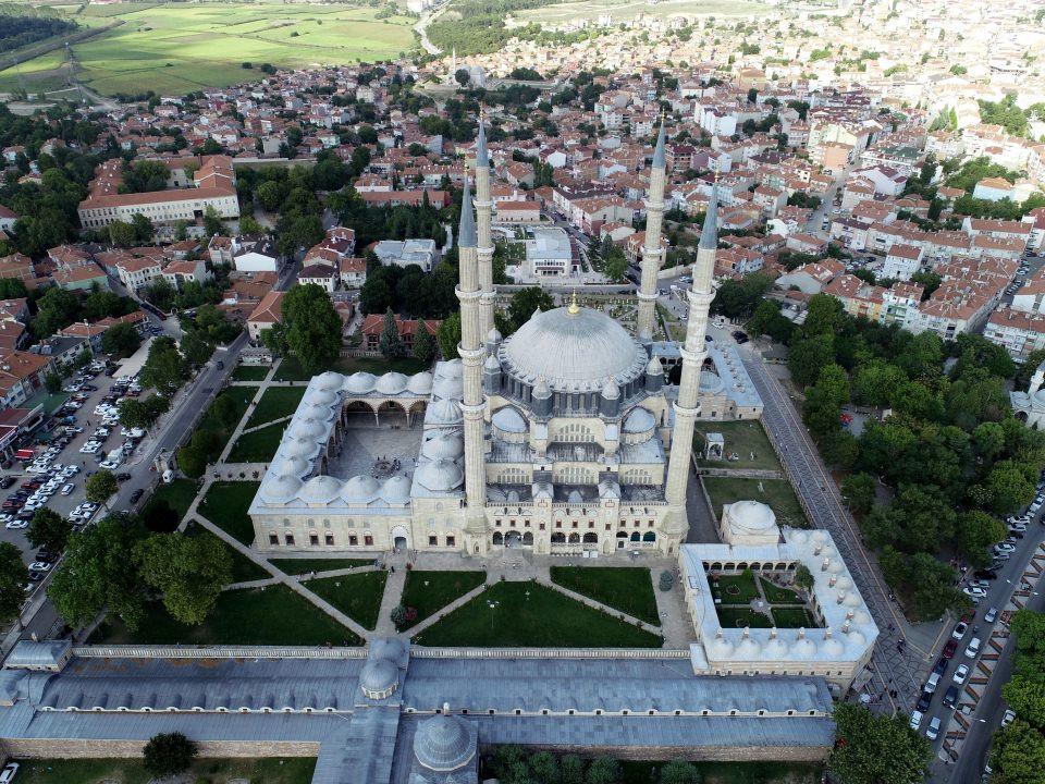 Selimiye Camisi bayram boyunca doldu taştı - Sayfa 3