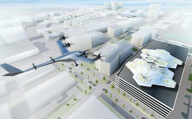 Uçan taksilerin hizmete gireceği ilk 5 ülke açıklandı - Sayfa 3