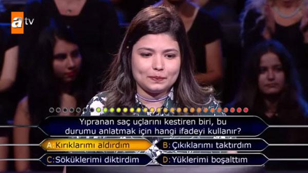 Milyoner'e damga vuran 'Sivaslı' sorusu - Sayfa 2