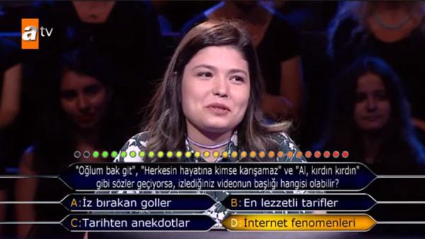 Milyoner'e damga vuran 'Sivaslı' sorusu - Sayfa 4