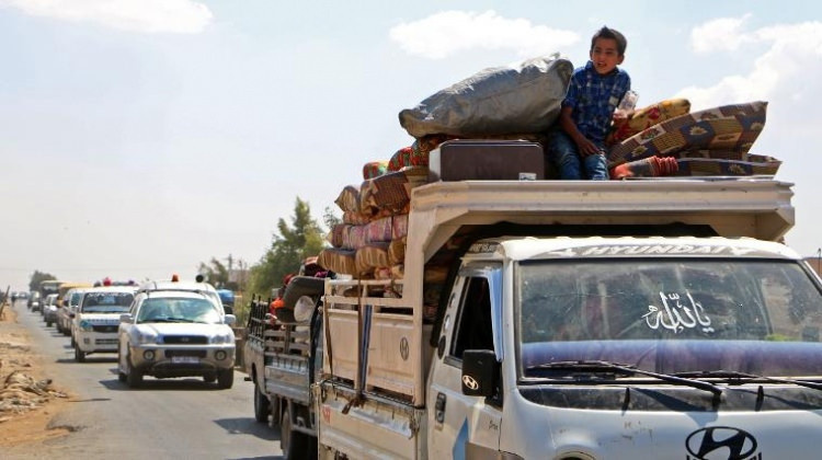 İdlib'den kaçış başladı! - Sayfa 1