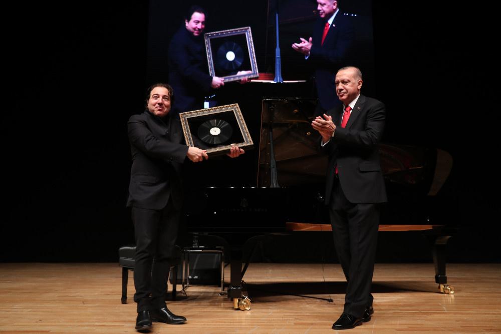 Başkan Erdoğan Fazıl Say konserinde - Sayfa 5