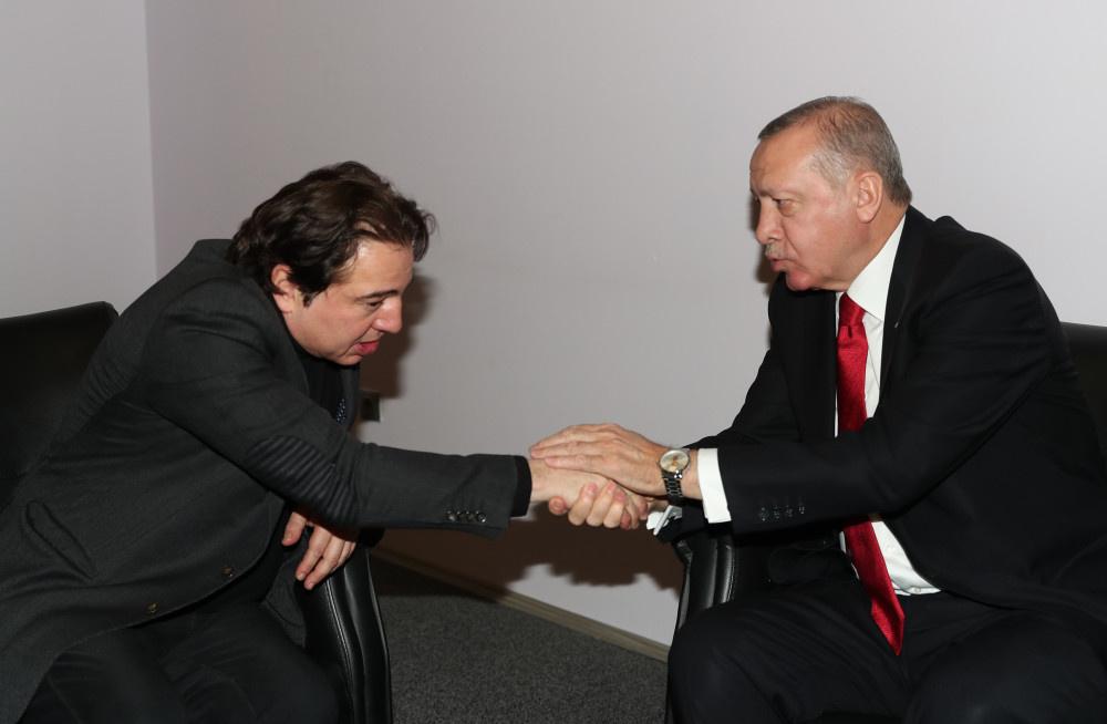 Başkan Erdoğan Fazıl Say konserinde - Sayfa 7
