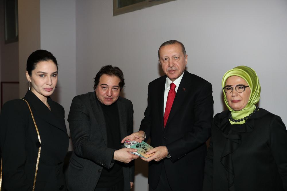 Başkan Erdoğan Fazıl Say konserinde - Sayfa 8