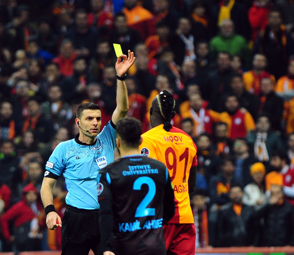 Galatasaray - Trabzonspor maçından kareler - Sayfa 2