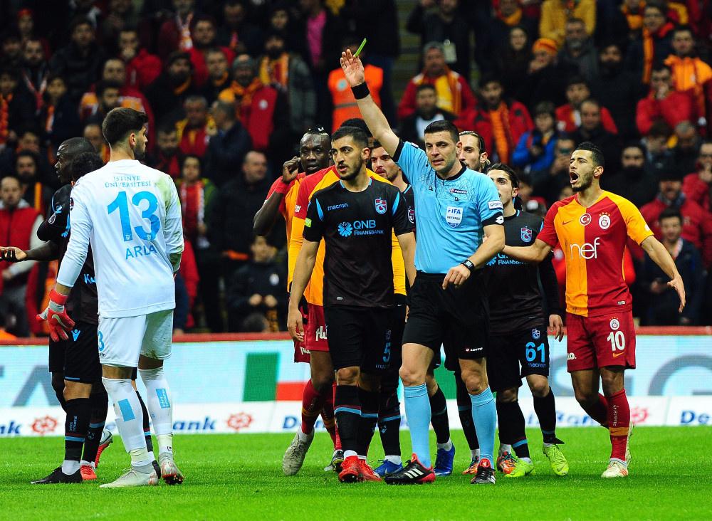 Galatasaray - Trabzonspor maçından kareler - Sayfa 4