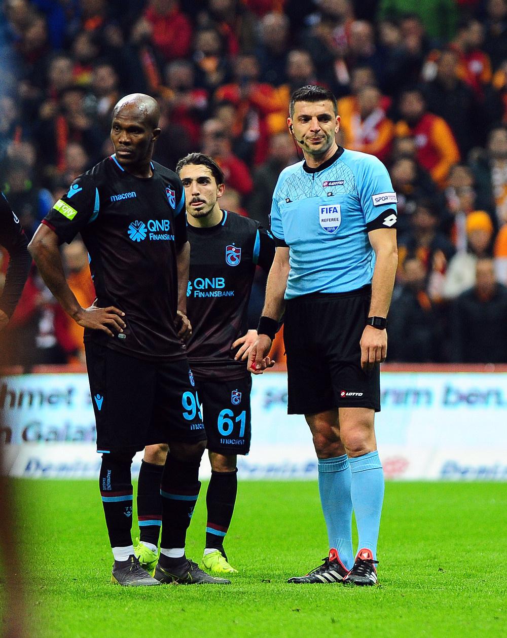 Galatasaray - Trabzonspor maçından kareler - Sayfa 5