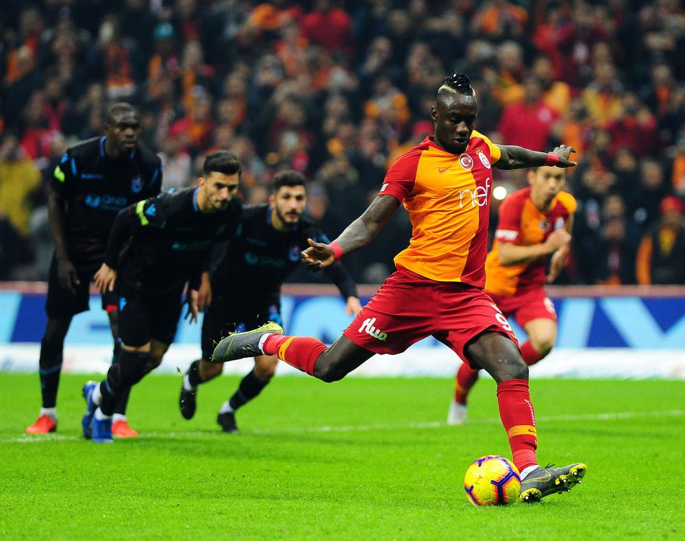 Galatasaray - Trabzonspor maçından kareler - Sayfa 6
