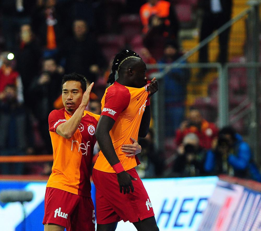 Galatasaray - Trabzonspor maçından kareler - Sayfa 7