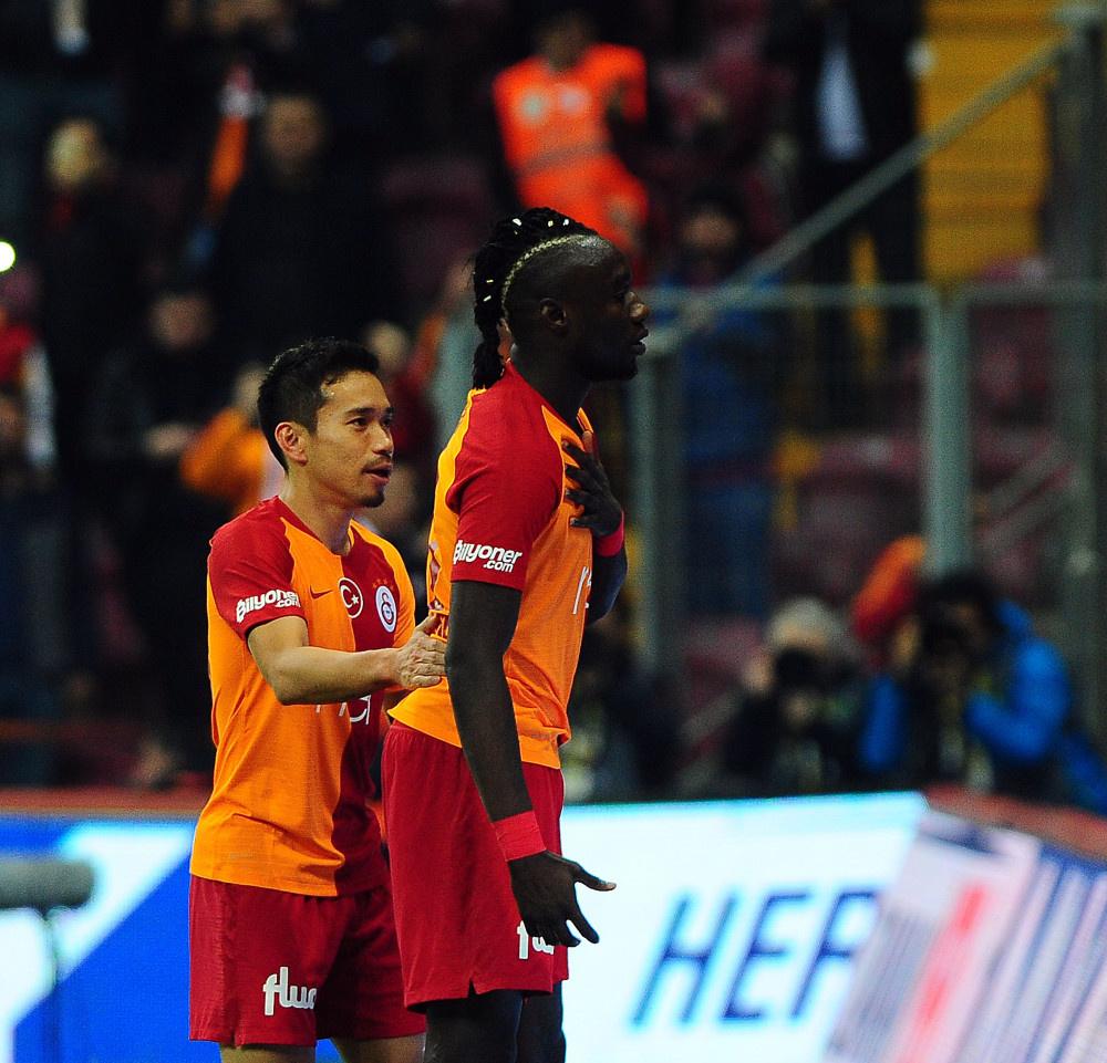 Galatasaray - Trabzonspor maçından kareler - Sayfa 8
