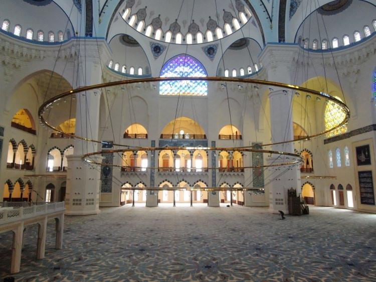 Çamlıca Camisi'nde ilk ezan o gün okunacak - Sayfa 1