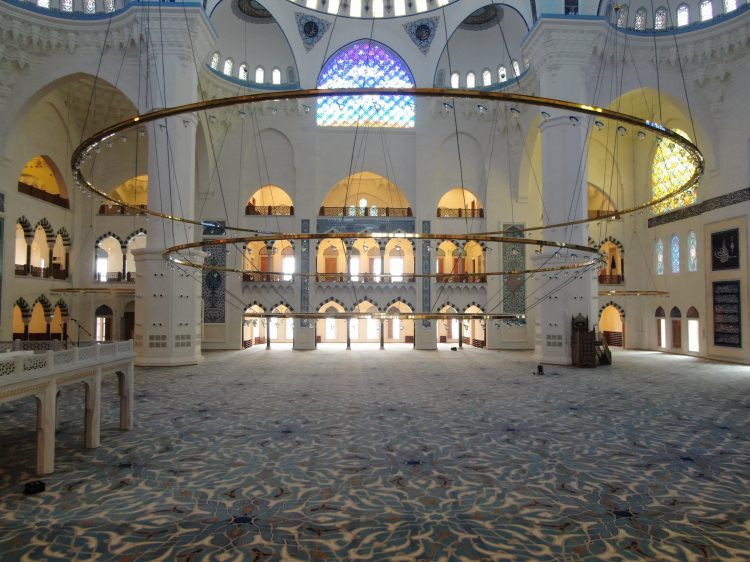 Çamlıca Camisi'nde ilk ezan o gün okunacak - Sayfa 3