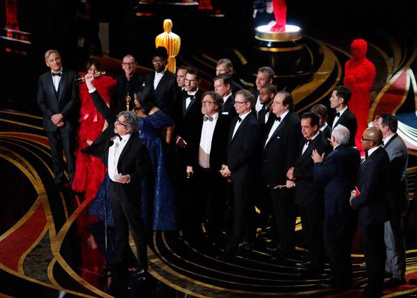 91. Oscar ödülleri sahiplerini buldu - Sayfa 2