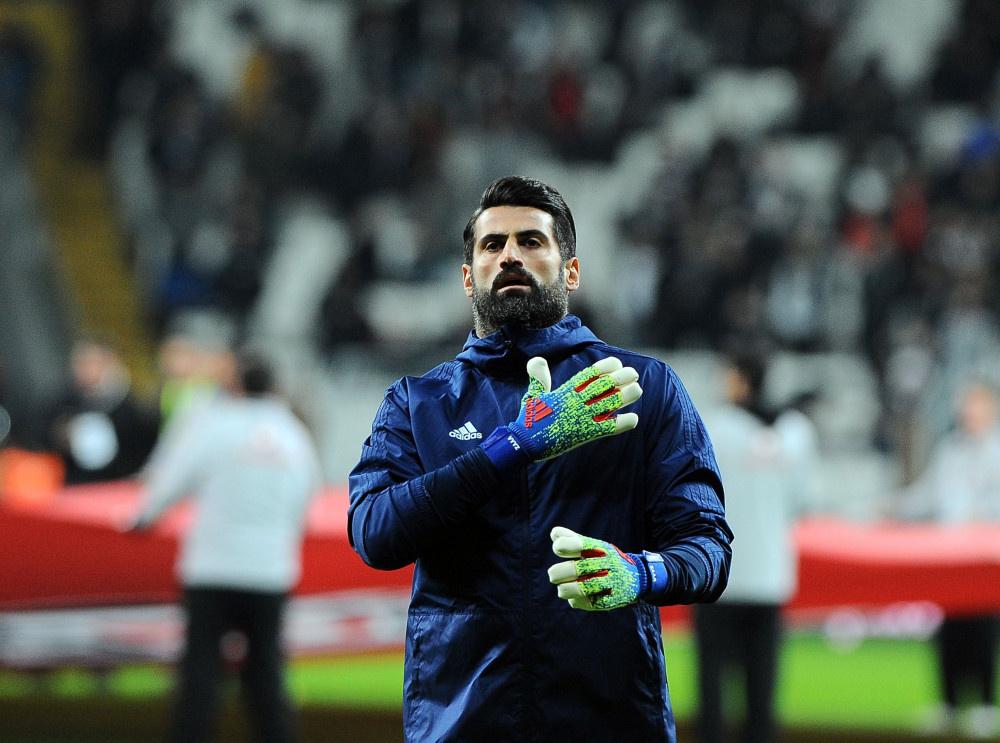 Beşiktaş - Fenerbahçe maçından kareler - Sayfa 1