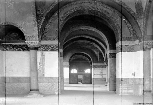 Ayasofya'nın Cami olduğu yıllara ait fotoğraflar - Sayfa 2