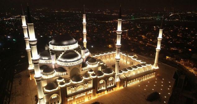 Çamlıca Camisi'nde ilk ezan yarın - Sayfa 3