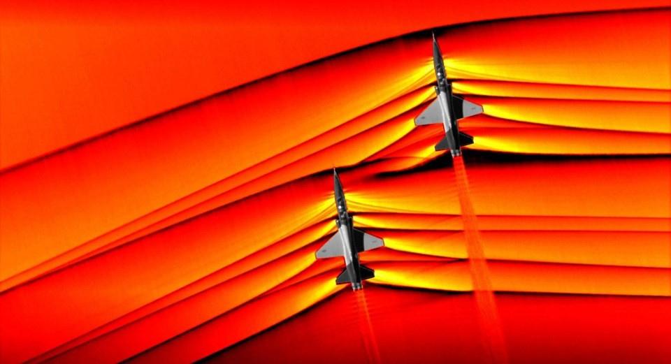 NASA'dan 'sonic patlama' paylaşımı - Sayfa 1