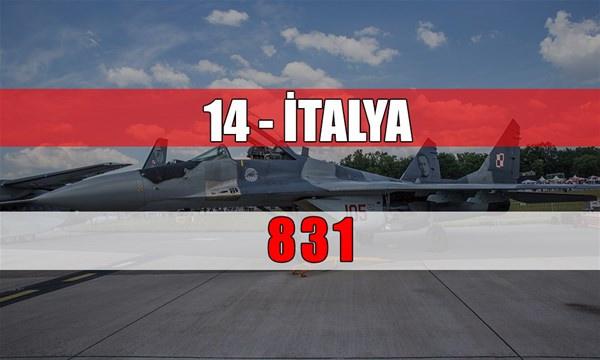 Hangi ülkede kaç savaş uçağı var? Birinci sıradaki devlet... - Sayfa 4