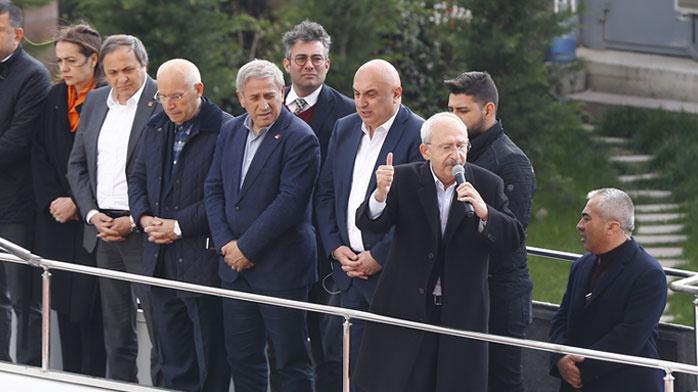 Kemal Kılıçdaroğlu: Bu saldırı o köye dışarından gelenlerin tezgahı