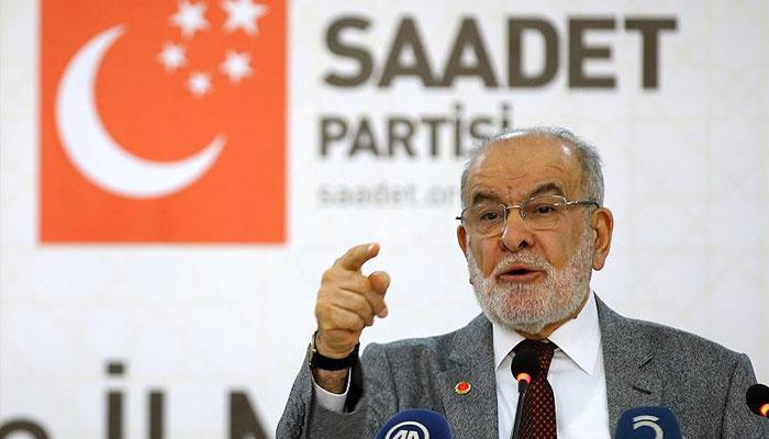 Temel Karamollaoğlu: 'Muhalefeti düşman gibi göstermeyin dedik... '