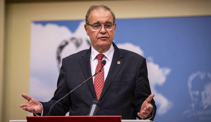 CHP Sözcüsü Faik Öztrak: Saldırı organize