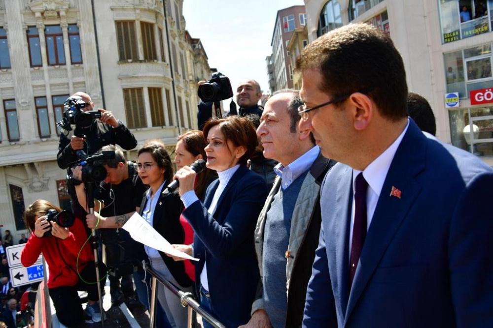 Kılıçdaroğlu'na saldırıya CHP'den 81 ilde tepki - Sayfa 2